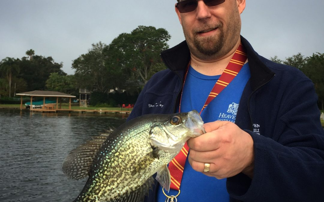 Orlando Bass Fishing Charter November 22, 2017