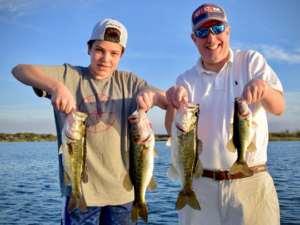 Orlando Fishing Report January 1st 2019